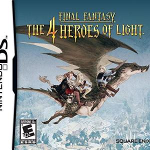 NDS: Final Fantasy The 4 Heroes of Light