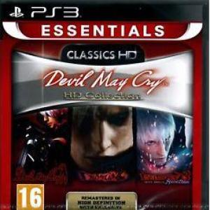 PS3: Devil May Cry HD Collection (Essentials)