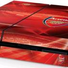 PS4: Official Arsenal FC - PlayStation 4 Konsoli-skin