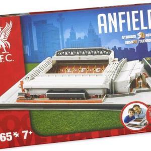 3D Stadium Puzzles - Liverpool Anfield