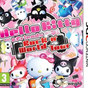 3DS: Hello Kitty andFriends: Rockin World Tour