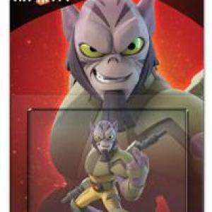 Disney Infinity 3.0 Character - Zeb Orrelios (Vaurioitut pakkaus)