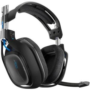 ASTRO Gaming A50 PS4 Wireless Headset 7.1 (Musta) (Käytetty/BOXED/MISSING INNER PACK)