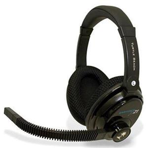 PS3: Turtle beach Ear Force PX21 Headphones For 360, PS3, PC (Käytetty/WORKING/UN-BOXED)
