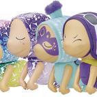 Hanazuki Little Dreamer Pehmolelu styles vary