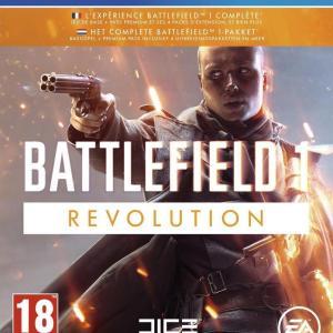 PS4: Battlefield 1 Revolution Edition