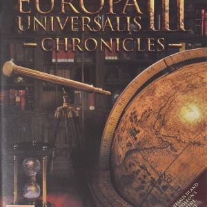 PC: Europa Universalis Chronicles III Complete