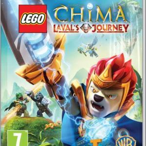 Vita: LEGO Legends of Chima: Lavals Journey