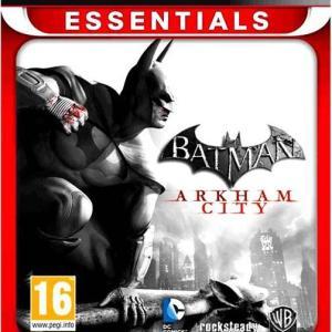 PS3: Batman: Arkham City (Essentials)