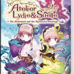 Switch: Atelier Lydie & Suelle: The Alchemists and the Mysterious Paintings (käytetty)
