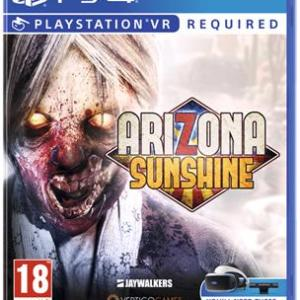 PS4: Arizona Sunshine (For Playstation VR)
