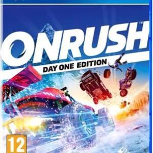 PS4: Onrush - Day One Edition
