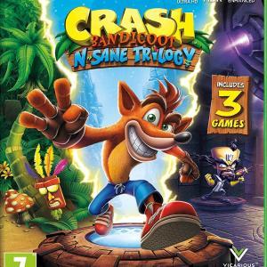 Xbox One: Crash Bandicoot N. Sane Trilogy