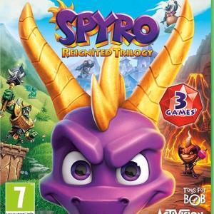 Xbox One: Spyro: Reignited Trilogy