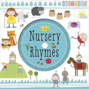 Baby Town: Nursery Rhymes (with CD)