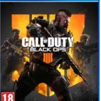 PS4: Call of Duty: Black Ops 4