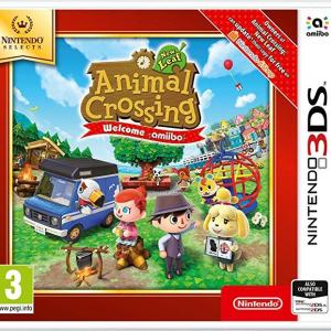 3DS: Animal Crossing: New Leaf - Welcome Amiibo (Selects)