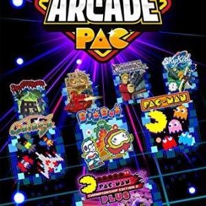 Switch: Namco Museum Arcade Pac
