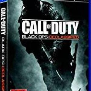 Vita: Call of Duty: Black Ops Declassified (Spanish box multi language in game)