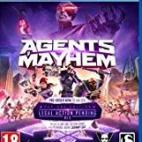 PS4: Agents of Mayhem Day One Edition