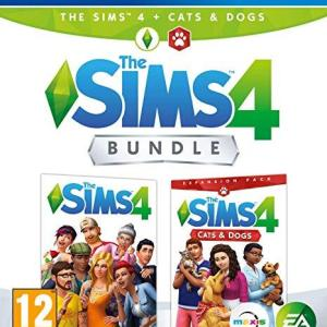 PS4: The Sims 4 + Cats & Dogs