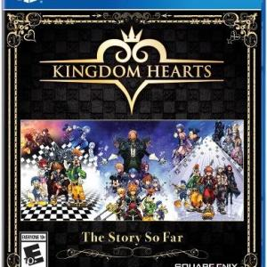 PS4: Kingdom Hearts: The Story So Far