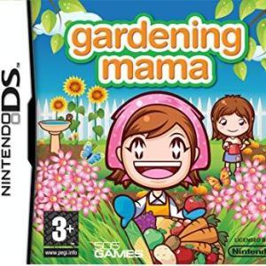 NDS: Gardening Mama (German Box)