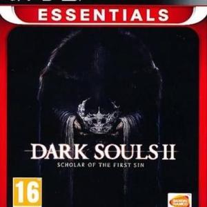 PS3: Dark Souls II (2): Scholar of the First Sin (Essentials)