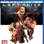 PS4: Left Alive - Day One Edition