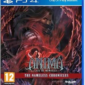 PS4: Anima : Gate of Memories - The Nameless Chronicles