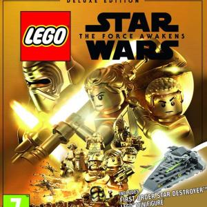 Xbox One: Lego Star Wars: The Force Awakens - Deluxe Edition (Star Destroyer Mini Set)