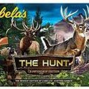 Switch: Cabelas The Hunt: Champion Edition (Inc. Bullseye Pro Peripheral)