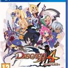 PS4: Disgaea 4 Complete+ A Promise of Sardines Edition