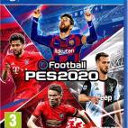 PS4: Pro Evolution Soccer (PES) 2020