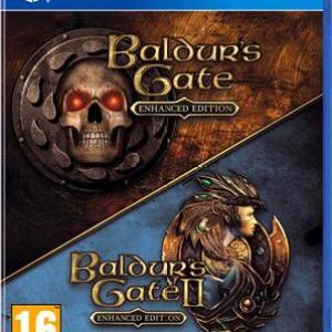 PS4: Baldurs Gate - Enhanced Edition (Baldurs Gate I & II)