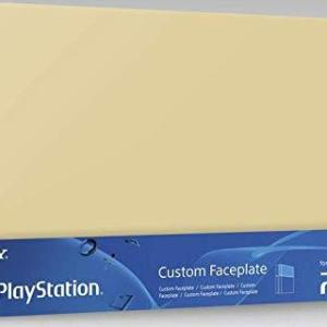 PS4: Playstation 4 Custom konsoli Faceplate (Gold)