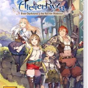 Switch: Atelier Ryza: Ever Darkness & the Secret Hideout