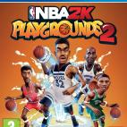 PS4: NBA 2K Playgrounds 2 (GCAM English/Arabic Box)