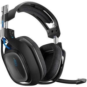 PS4: ASTRO - A50 4th Generation Gaming Headset 7.1 Black