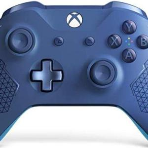 Xbox One: Xbox One Sport Blue Ltd Edition Ohjain Wireless - With 3.5mm Stereo Headset Jack