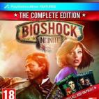 PS3: Bioshock Infinite: The Complete Edition (Spanish Box - EFIGS in Game)