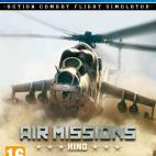PS4: Air Missions Hind (GCAM English/Arabic Box)