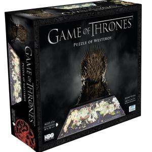 4D CityScape Puzzle - Game of Thrones - Westeros