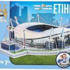 3D Stadium Puzzles - Manchester City Etihad Stadium