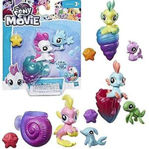 My Little Pony - Movie Baby Seapony & Baby Hippogriff Ass. (C0719) -