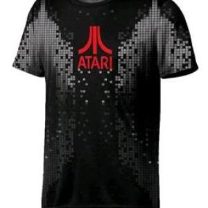 Atari – E-Sports 8 bit - PREMIUM T-Shirt (SMALL)