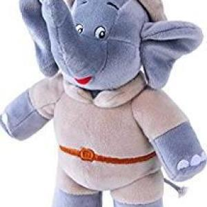 Jazwares - Benjamin the Elephant (On Safari) (Pehmolelu Toy)