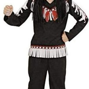 Native American Childrens Costume, Tunic, Shorts and Headband