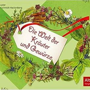 Altenpflege - The World of Herbs and Spices (Game)