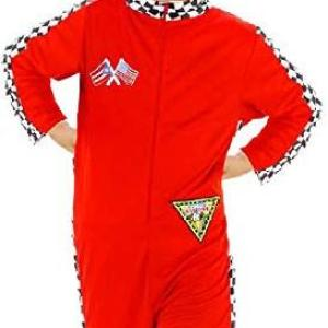 Folat - Childrens Costume, Racer Red